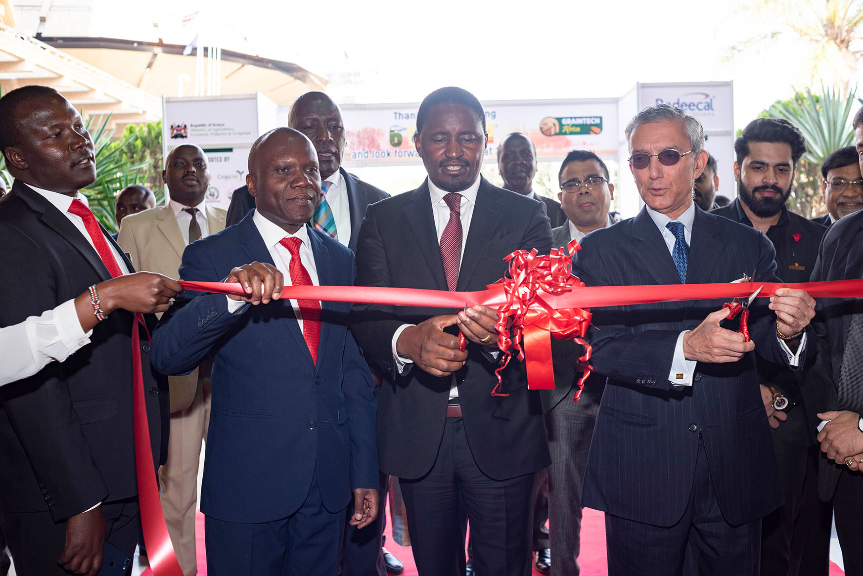 Global Exhibitions Incorporated Limited - AGRITEC AFRICA 2