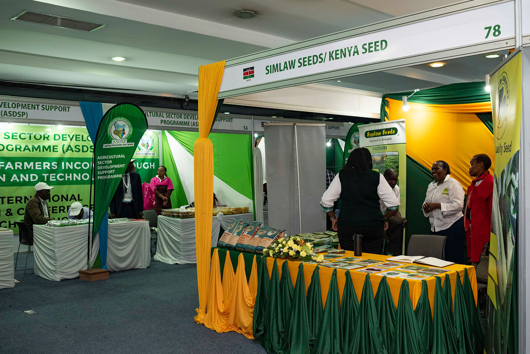 Global Exhibitions Incorporated Limited - AGRITEC AFRICA 6