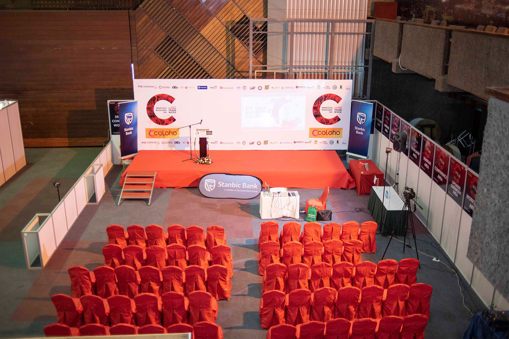 Global Exhibitions Incorporated Limited - CHINA TRADE WEEK 2