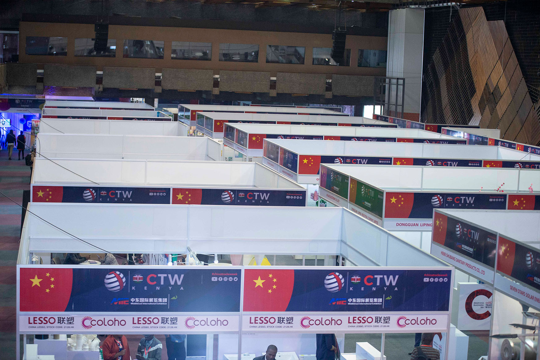 Global Exhibitions Incorporated Limited - CHINA TRADE WEEK 4