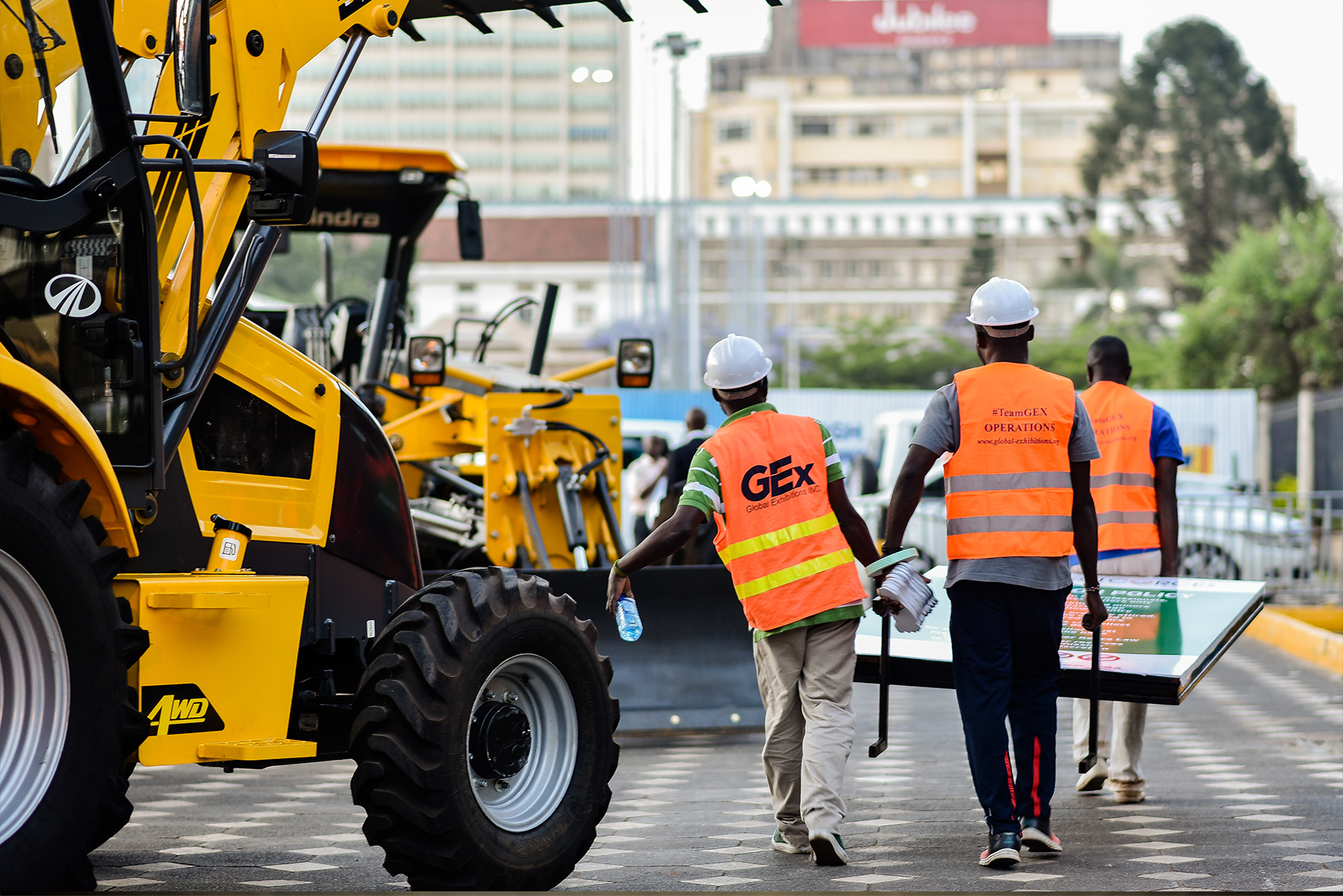 Global Exhibitions Incorporated Limited - THE BIG 5 CONSTRUCT KENYA 2
