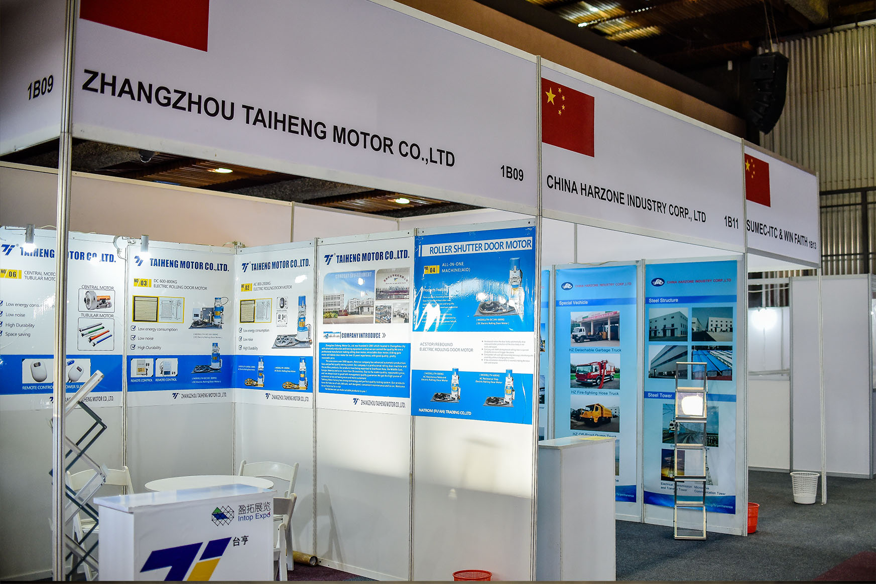Global Exhibitions Incorporated Limited - THE BIG 5 CONSTRUCT KENYA 3