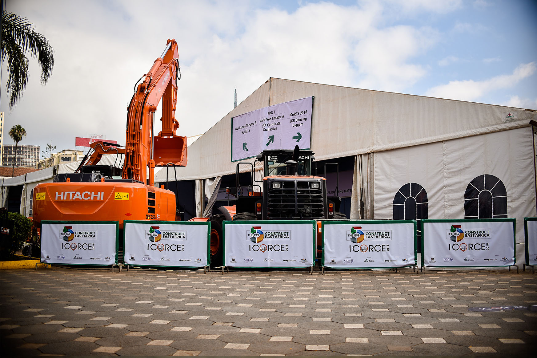 Global Exhibitions Incorporated Limited - THE BIG 5 CONSTRUCT KENYA 4