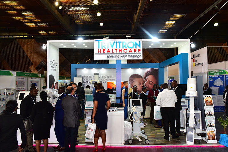 Global-Exhibitions Medic East Africa