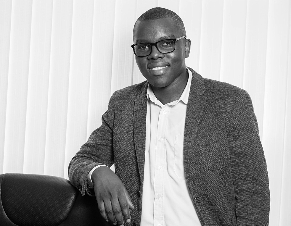 Baker Otieno - Head of Marketing & Strategy - Global Exhibitions Incorporated Limited BW