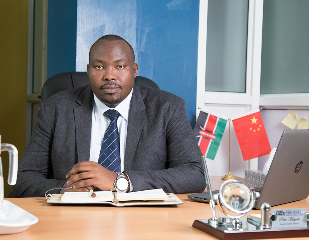 PETER MUSYOKI - Deputy Country Director and Head of Operations - Global Exhibitions Incorporated Limited